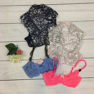 VS 32D Dream Angels, Body by Victoria Unlined Bras